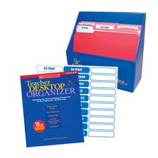 Instant Desktop Organizer Lesson Planner and Record Book