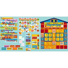 Bb Set School House Calendar Book