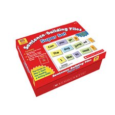Little Red Tool Box Sentence Letters and Numbers