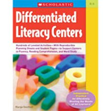 Differentiated Literacy Centers Book