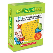 Sight Word Tales Book