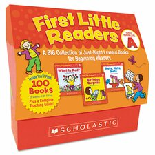 First Little Readers Level A Book (Set of 100)