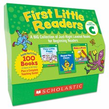 First Little Readers Level C Book (Set of 100)
