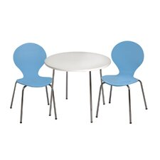 Kid's 3 Piece Table and Chair Set