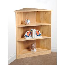 "36"" Corner Unit Bookcase"