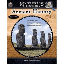 Mysteries in History Ancient Histor Book