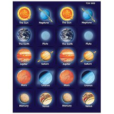 Planets Thematic Sticker (Set of 4)