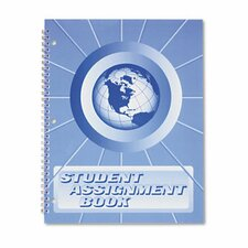 Ward Student Assignment Record Book (Set of 2)