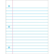 Wipe-off Paper Chart (Set of 2)