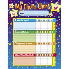 Chore Stars 25 Chart