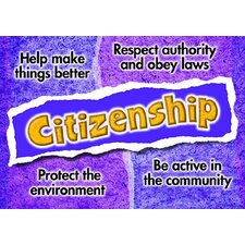 Citizenship Poster (Set of 3)