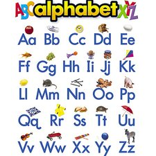 Alphabet Classroom Book Chart (Set of 3)