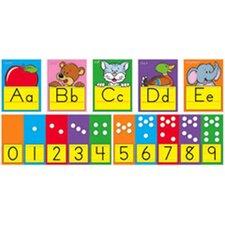 Abc Fun Alphabet Line-Zaner Bloser Chart