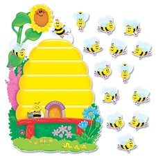 37 Piece Busy Bees Job Chart Set