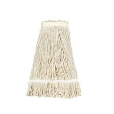 24 oz Pro Loop Web / Tailband Mop Head in White (Set of 13)