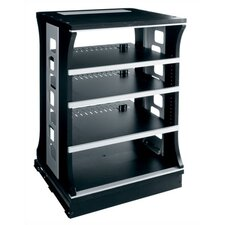 ASR-HD Series Slide Out and Rotating Shelving System
