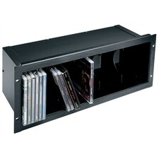 Front-Loading CD Holder