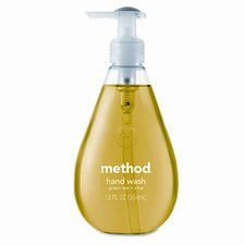 Method® Hand Wash Green Tea Aloe Liquid Bottle - 12-oz. (Set of 2)