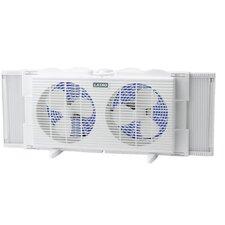 """7"""" Twin Window Exhaust Fan"""