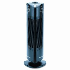 Compact Room Air Purifier with Car Ionizer