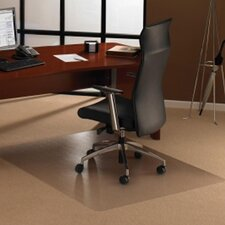 Cleartex Ultimat Polycarbonate General Office Mat for Low and Medium Pile Carpets