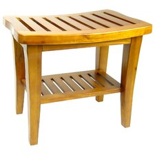 Classic Genuine Teak Bench