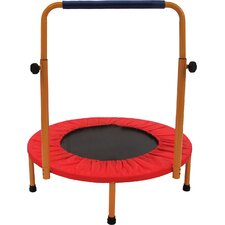 "Fun and Fitness Kids 32.5"" Trampoline"