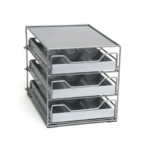 3 Tier Tilt Down Spice Drawer