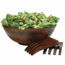 3 Piece Cherry Salad Bowl Set
