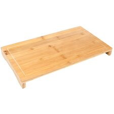 "Bamboo 20.5"" x 11.5"" Over The Sink & Stove Cutting Board"