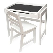 kild's 2 Piece Rectangular Table and Chair Set