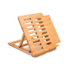 Bamboo Expandable Countertop Stand