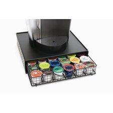 Black Wire Coffee Maker Shelf