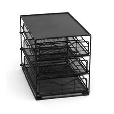3 Tier 40 Pod Cabinet Drawer