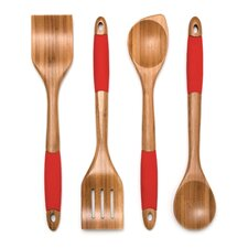 4 Piece Cooking Utensil Set
