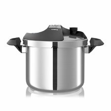 6L Stainless Steel Pressure Cooker