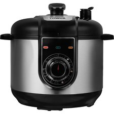 5L Stainless Steel Pressure Cooker