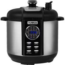 6L Stainless Steel Electric Smoker