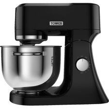 1200W Stand Mixer in Black