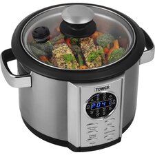 5L Stainless Steel Digital Multi Cooker