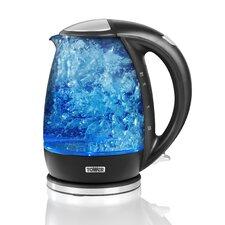 1.7L Glass Kettle in Blue