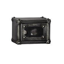 Ironworks Key Lock Safe Box
