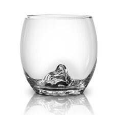 Final Touch on The Rocks Whisky Glass