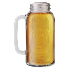 Mixology 4 Pint Jam Jarred Mason Beer Stein
