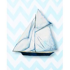 Nautical Ship Giclée Canvas Art
