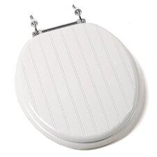 Deluxe Molded Round Toilet Seat