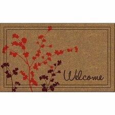 Naturelles Simple Welcome Doormat