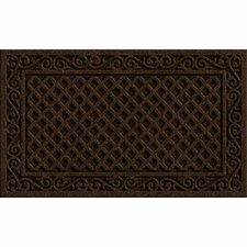 Textures Iron Lattice Doormat