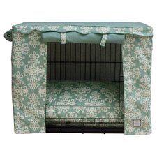 Elegancia Dog Crate Cover