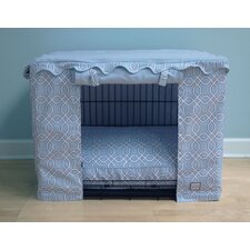 Moroccan Trellis Crate Cover